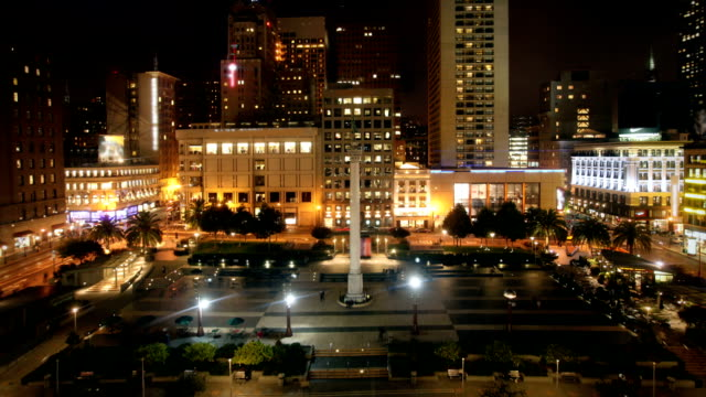 Union Square, San Francisco, USA video