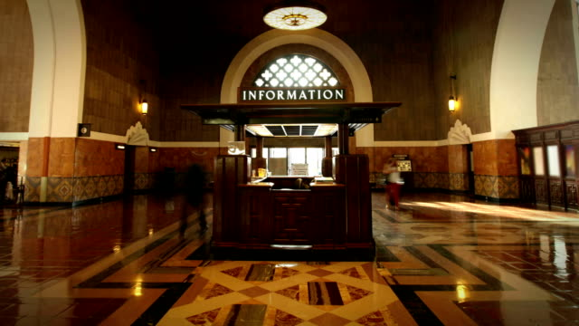 Union Station, Los Angeles video