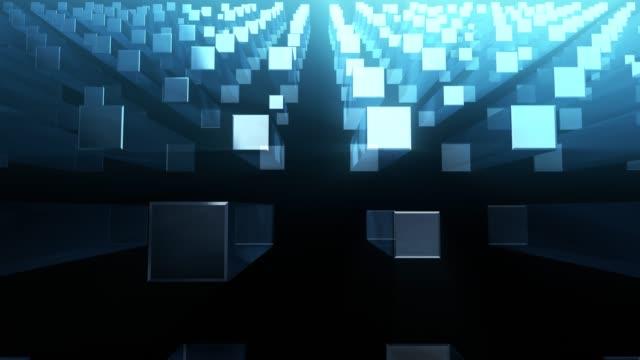 4K Unique Cubic Background