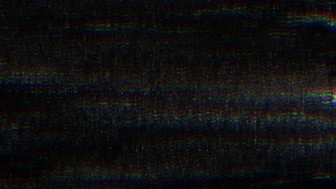 vidéos et rushes de design unique abstrait numérique animation pixel bruit glitch erreur vidéo dommages - format hd