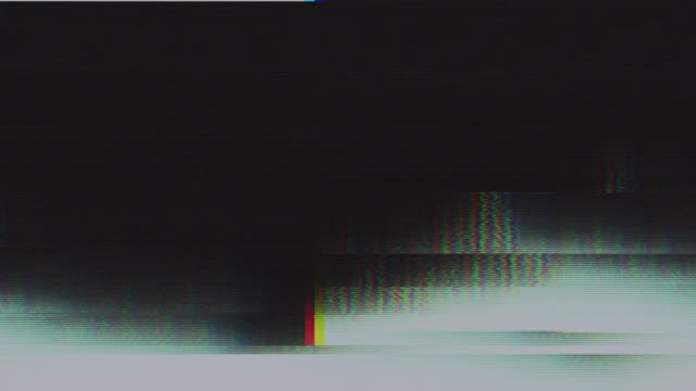 Unique Design Abstract Digital Animation Pixel Noise Glitch Error Video Damage video