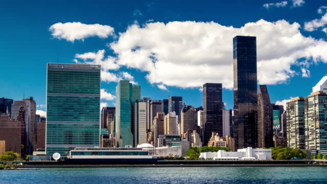 United Nations in New York City video