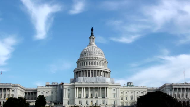 United States Capitol building, Washington DC video