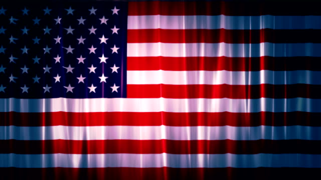United states of America Flag 1 video