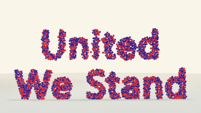 United We Stand video