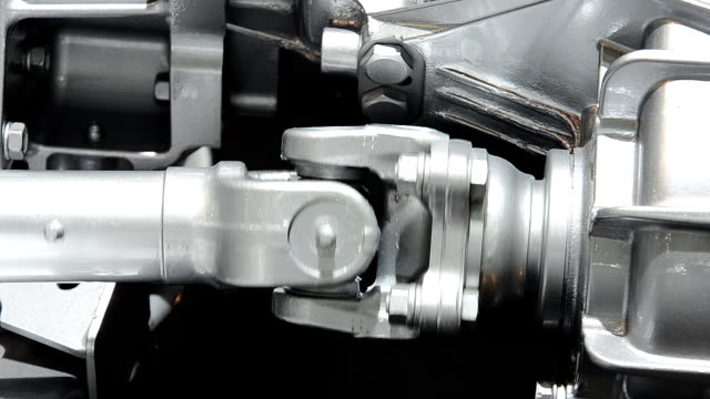 Universal joint. video