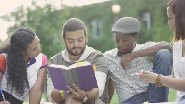 University study group video