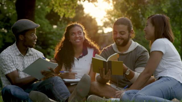 Video University study group