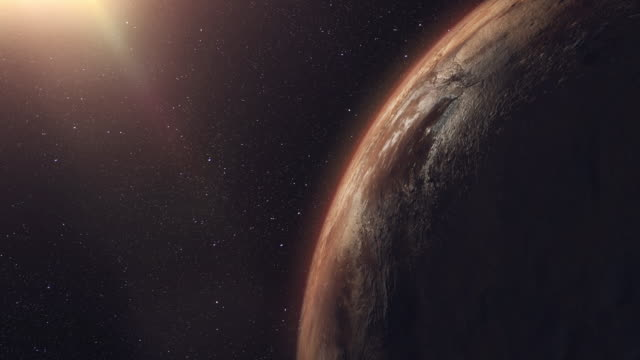 Unknown Planet Beyond Our Solar System
