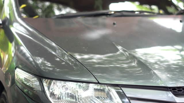 Unlock car bonnet before checked.