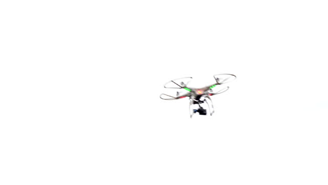Unmanned aerial vehicle with camera video