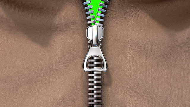 Unzipping a Zipper, Fabric Option video
