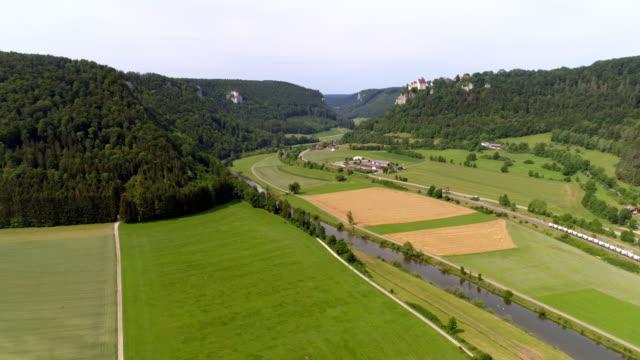 Oberes Donautal und Schloss Werenwag – Video