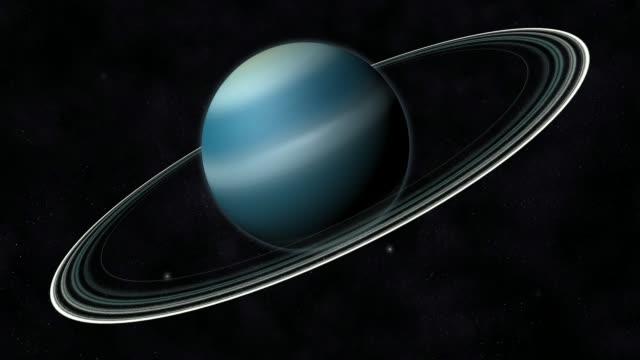 Uranus Animation video