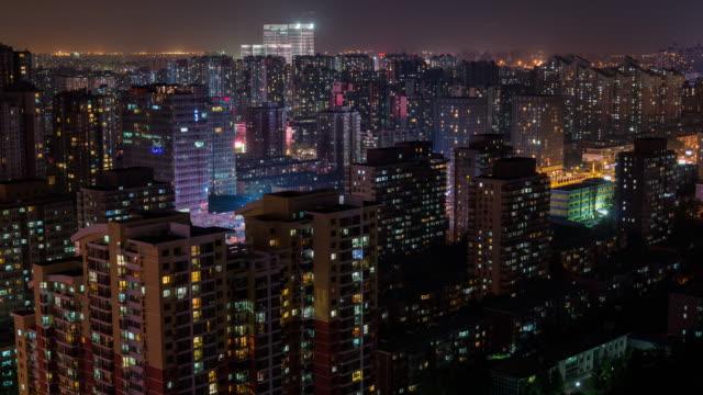 T/L HA TU Urban Residential Area / Beijing, China video