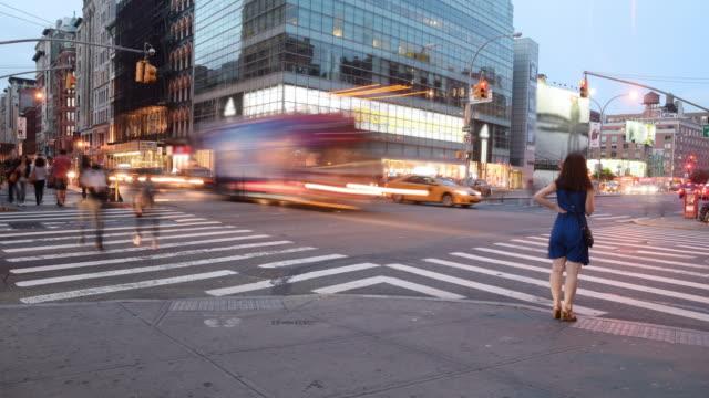 Urban Time Lapse  4k video