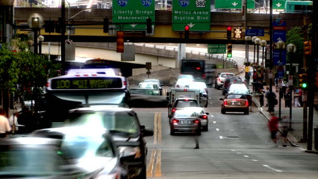 Urban Traffic video