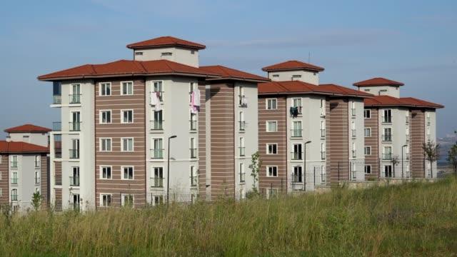 vidéos et rushes de projets d'urbanisation et de logement - hlm