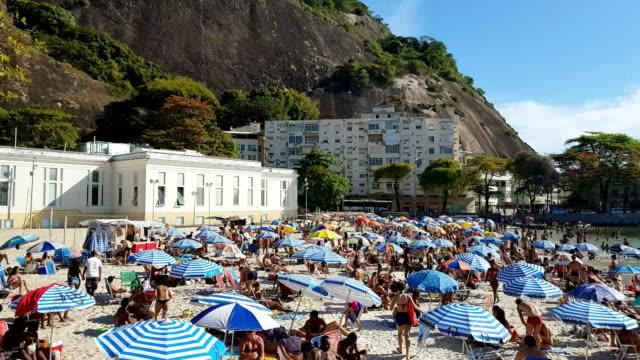 Urca Beach in Rio de Janeiro video