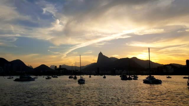 Urca district in Rio de Janeiro video