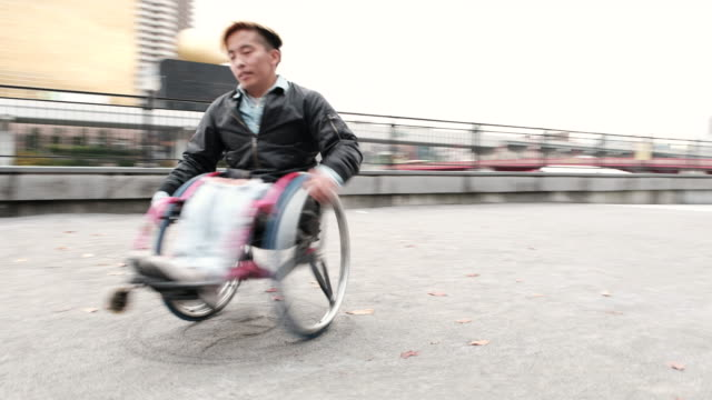 Using a Wheelchair video