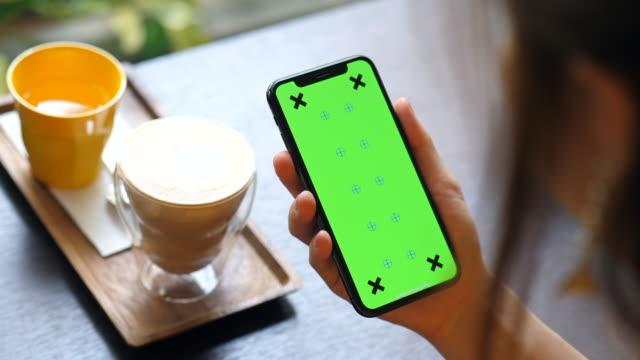 Using smart phone chromakey