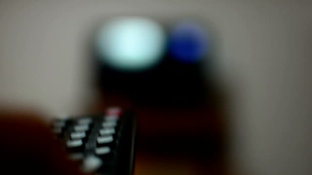 Using tv remote control video