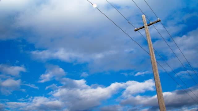 Utility Pole Sky Dance video
