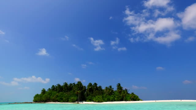 v02064 Maldives beautiful beach background white sandy tropical paradise island with blue sky sea water ocean 4k Maldives beautiful beach background white sandy tropical paradise island with blue sky sea water ocean 4k indian ocean islands stock videos & royalty-free footage