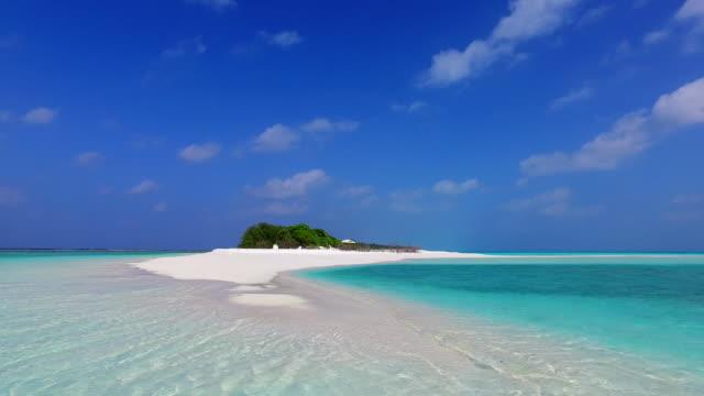 v02374 Maldives beautiful beach background white sandy tropical paradise island with blue sky sea water ocean 4k Maldives beautiful beach background white sandy tropical paradise island with blue sky sea water ocean 4k indian ocean islands stock videos & royalty-free footage