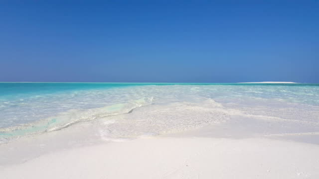 v02447 Maldives beautiful beach background white sandy tropical paradise island with blue sky sea water ocean 4k Maldives beautiful beach background white sandy tropical paradise island with blue sky sea water ocean 4k indian ocean islands stock videos & royalty-free footage