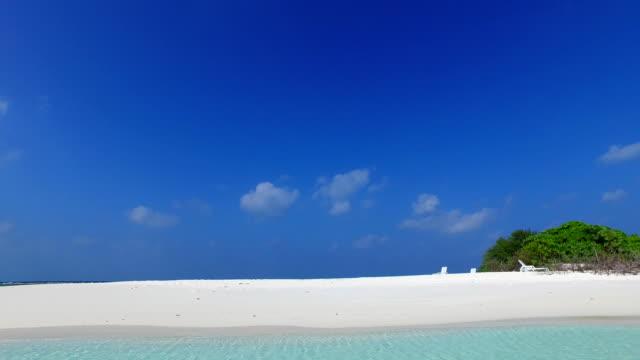 v02468 Maldives beautiful beach background white sandy tropical paradise island with blue sky sea water ocean 4k Maldives beautiful beach background white sandy tropical paradise island with blue sky sea water ocean 4k indian ocean islands stock videos & royalty-free footage
