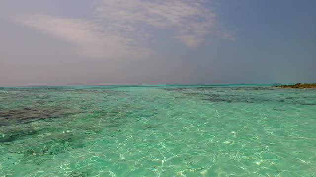 v02496 Maldives beautiful beach background white sandy tropical paradise island with blue sky sea water ocean 4k Maldives beautiful beach background white sandy tropical paradise island with blue sky sea water ocean 4k indian ocean islands stock videos & royalty-free footage