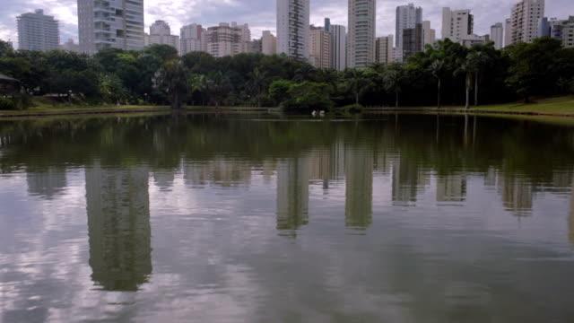 Vaca Brava Park in Goiânia, GO, Brazil video