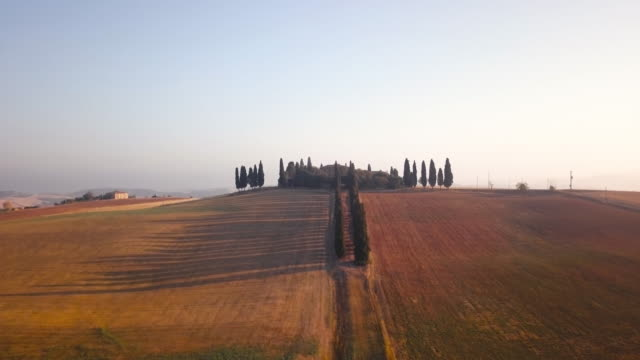 Val d'Orcia house video