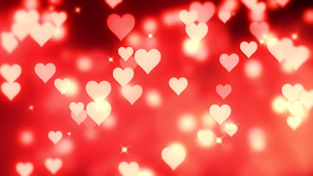 vidéos et rushes de 4k-valentin bouclables backgrounds - picto urne