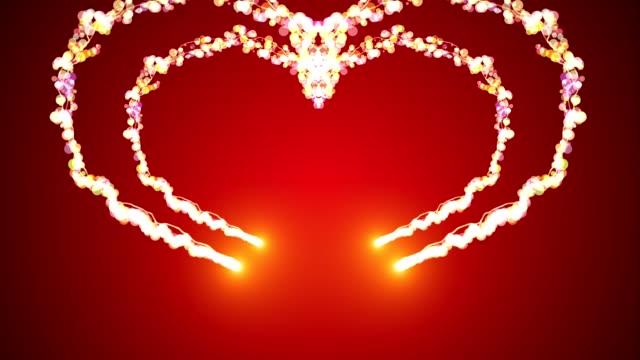Valentine´s Day heart shape