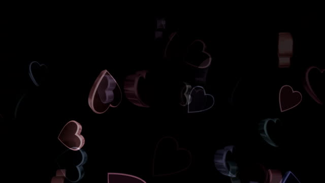 Valentines Heart (Loopable) video