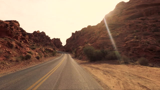 Valley of Fire - Road trip in the United States