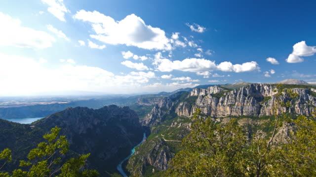 Valley of Gorges du Verdon, France
