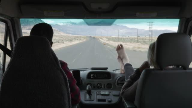 TL: Van Life Road Trip video
