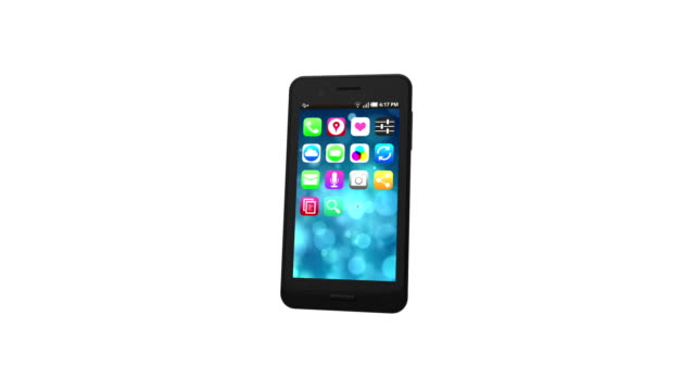 Variety of mobile applications video