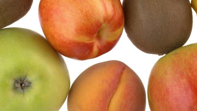 HD LOOP: Various Fruit video