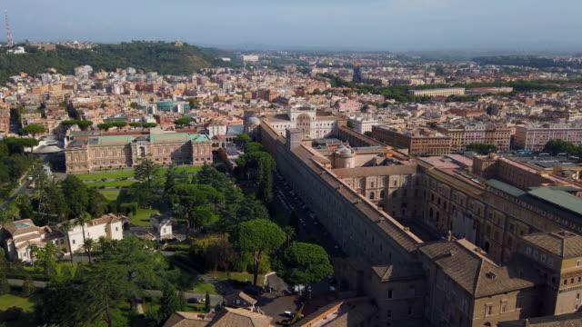 Vatican Cityscape View