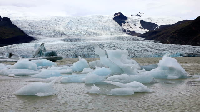 Vatnajokull glacier, Iceland Vatnajokull glacier, also known as the Water Glacier, is the largest and most voluminous ice cap in Iceland icecap stock videos & royalty-free footage