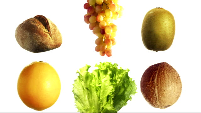 Gemüse und Obst – Video