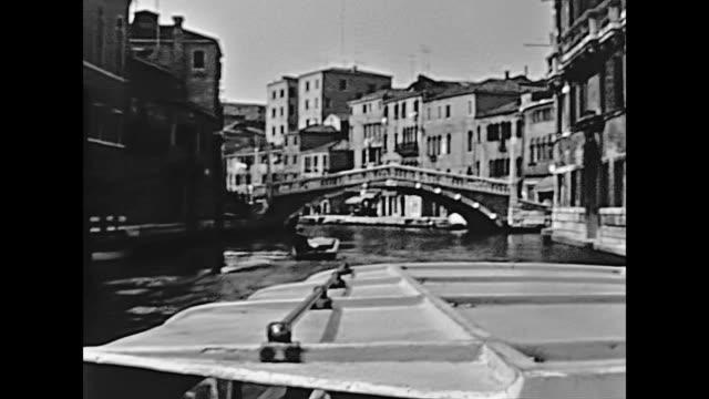 Venice Bridge of Spires
