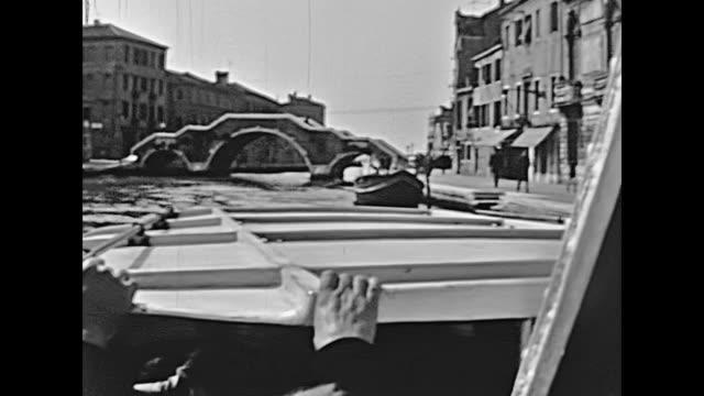Venice Bridge of Three Arches