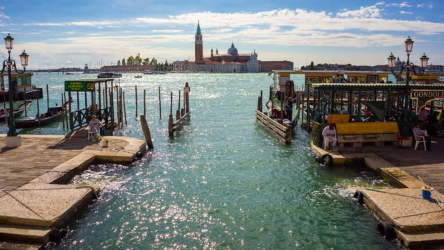 Venice famous place in italy video
