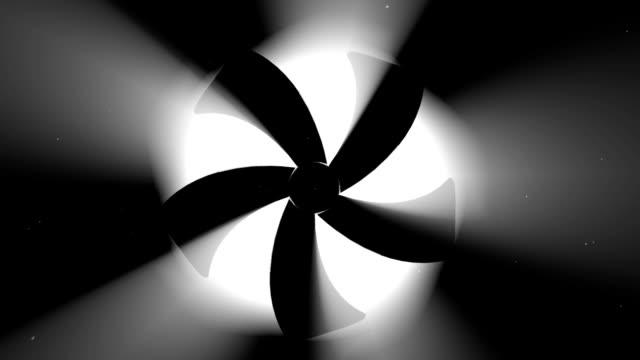 ventilation shaft 3d loop ready video